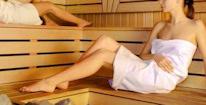 Sauna bezoek